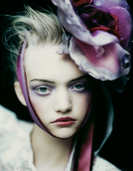 Gemma Ward, Vogue