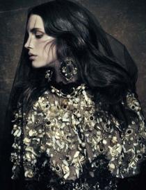 Marine Vacth, Vogue Italia
