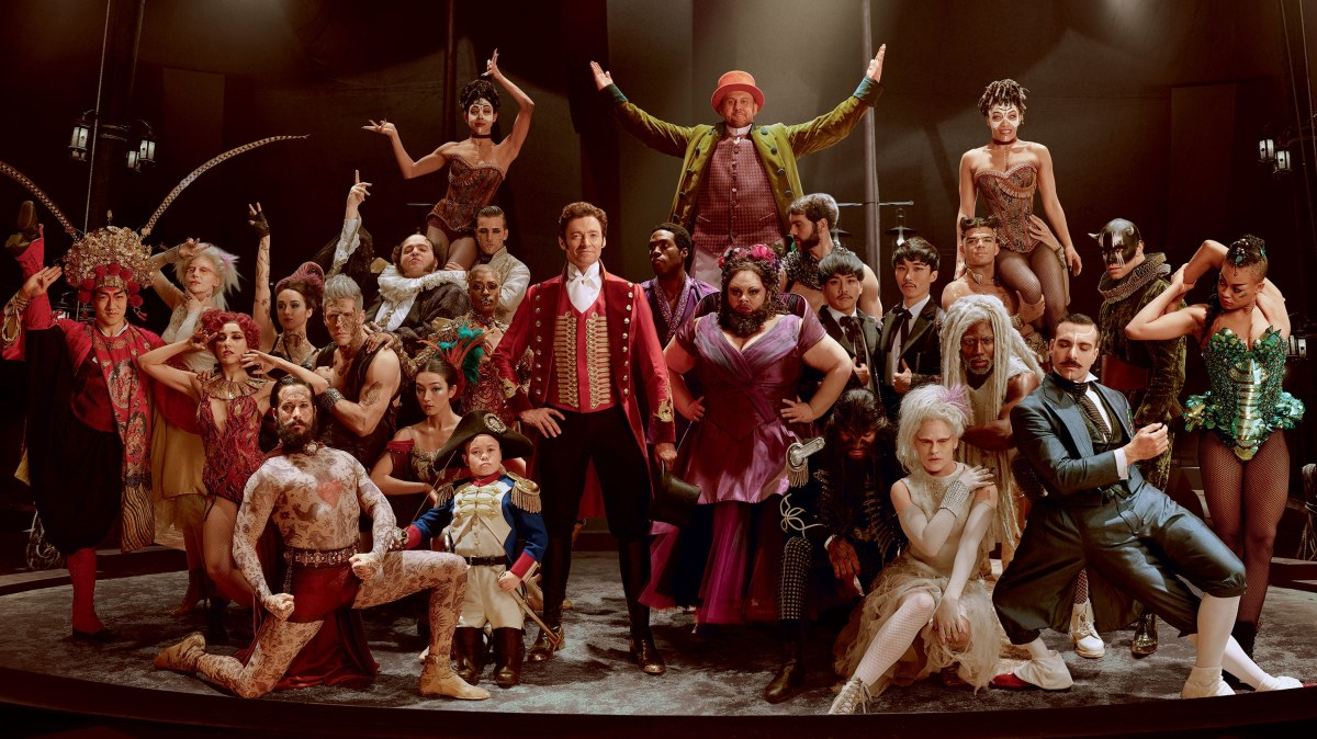 The Greatest Showman - the film you need to see in 2018
